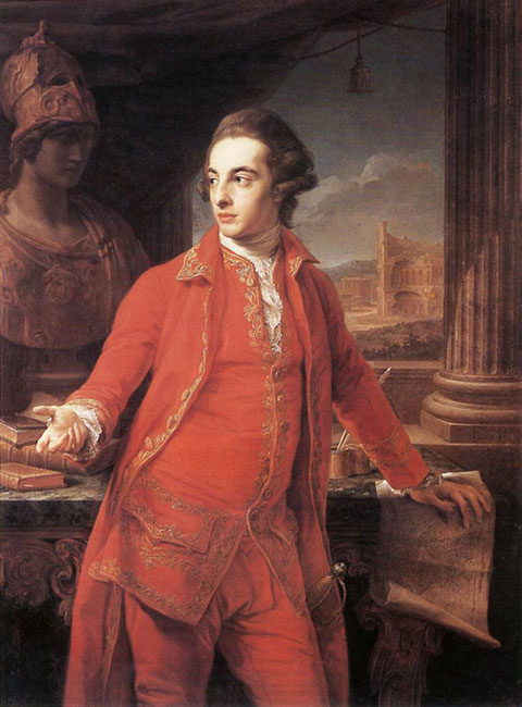Sir Gregory Page-Turner 1768